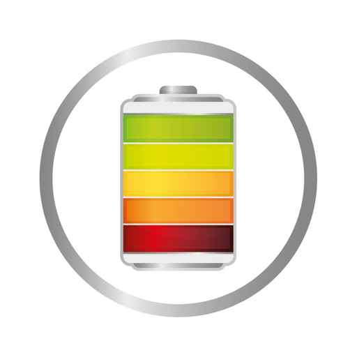 Battery icons graphic
